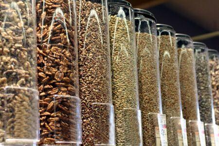 nuts display