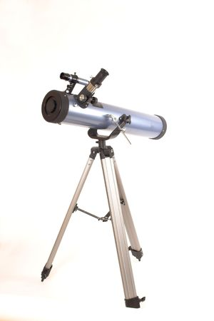 far away look: telescope