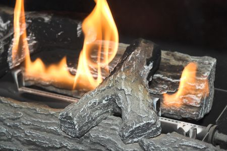 fire place on Stock fotó - 407568