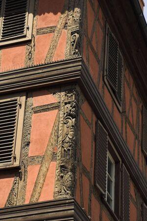 facade in strasbourg