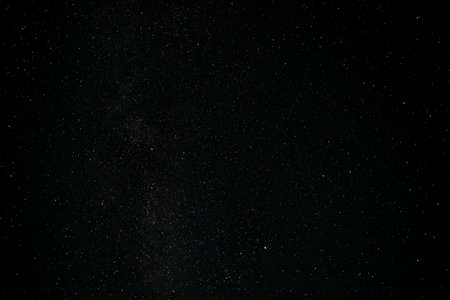 astrophoto: Sky full of stars. Taken in the middle of night, Milkyway.