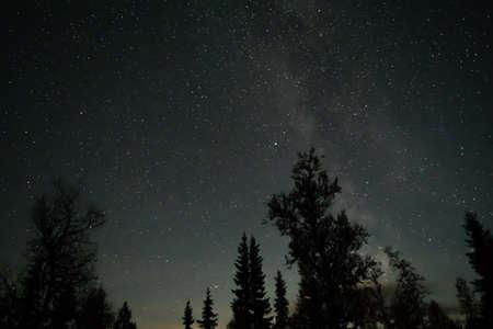 milkyway: Sky full of stars. Taken in the middle of night, Milkyway.