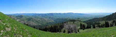 sawtooth national forest: Sawtooth National Forest and Camas Prairie in Idaho