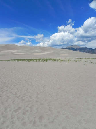 Great Sand Dunes National Park in Colorado Stock Photo - 10366673