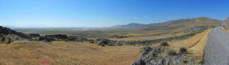 historic site: Golden Spike National Historic Site in Utah