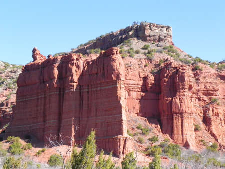 Caprock Canyons State Park Texas photo