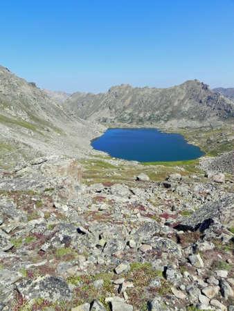 lost lake: Lost Man Lake in Colorado