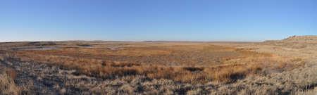 Upper Goose Lake in Muleshoe National Wildlife Refuge, Texas