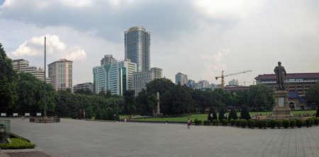 yat sen: Guangzhou from Sun Yat sen Memorial Hall