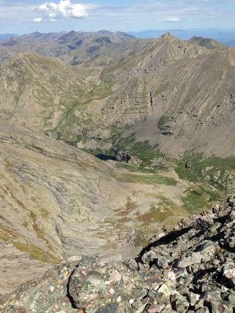 adams: Mount Adams from Kit Carson