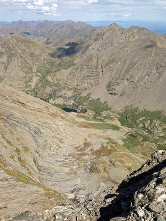 adams: Mount Adams and Willow Lake Colorado