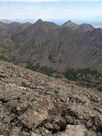 adams: Mount Adams in Sangre de Cristo