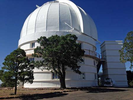 Otto Struve Telescope at McDonald Observatory, Texas