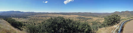 View from McDonald Observatory, Texas