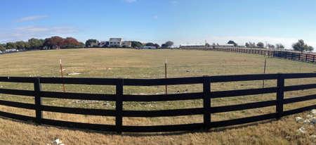 Southfork Ranch in Texas Stock Photo
