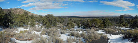 Painted Desert Picnic Area in Coconino National Forest in Arizona