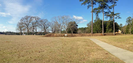 Andersonville National Historic Site in Georgia