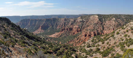 Caprock Canyons State Park, Texas photo