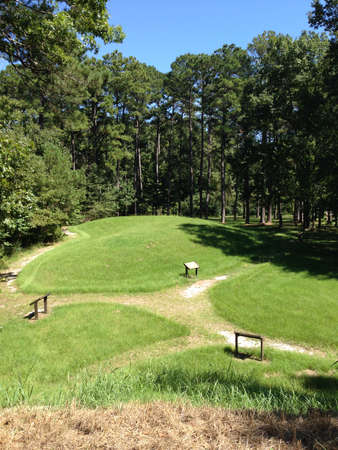 Owl Creek Mounds, Mississippi