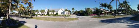 grande: Intersection in Boca Grande, Florida