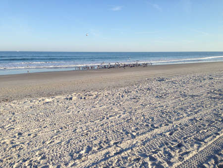 cocoa beach: Atlantic Ocean from Cocoa Beach