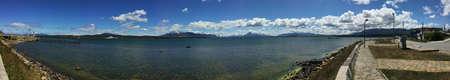 puerto natales: Water in Puerto Natales, Chile