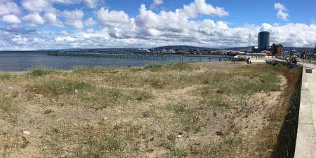 punta arenas: Coastline in Punta Arenas, Chile
