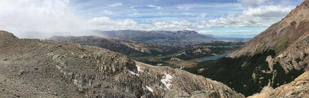 chalten: Los Glaciares National Park near El Chalten, Argentina