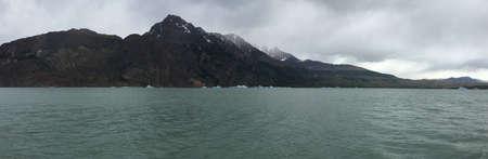 lago: Lago Viedma in Argentina