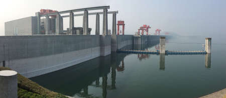 three gorges dam: Three Gorges Dam in China