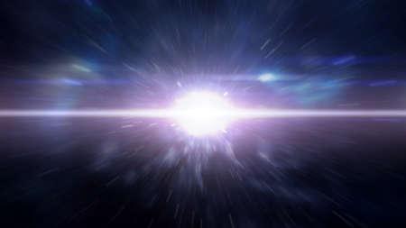 time travel: Spacewarp a futuristic time travel