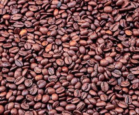 commodities: Los granos de café después de asada