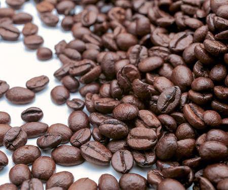 commodities: Los granos de caf� despu�s de asada