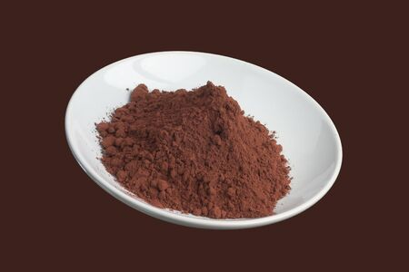 Cocoa powder Stock Photo - 301985