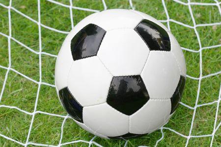 kickball: soccer ball