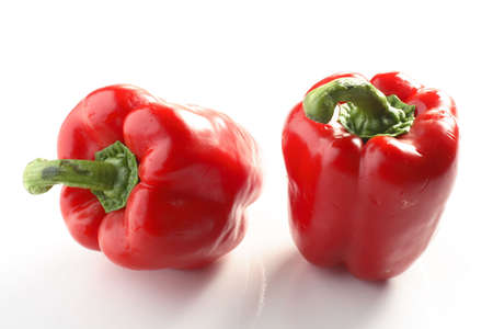 bell peppers: red bell peppers