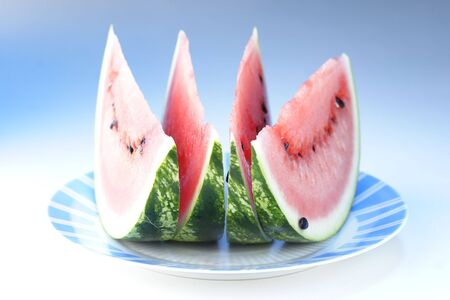 quencher: A piece of watermelon