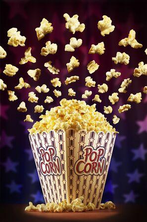 sensational: Sensational american popcorn surprise