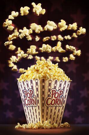 sensational: Sensational american popcorn spiral