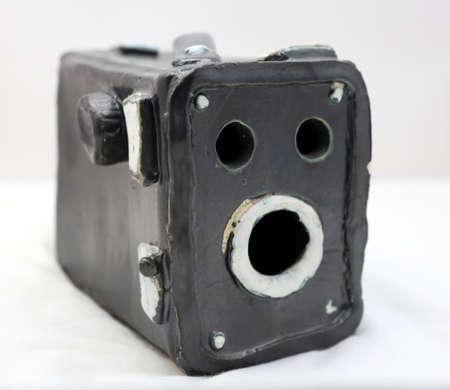 Camera Sculpture