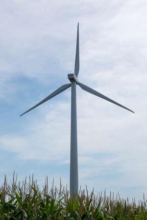 Wind Turbine Imagens