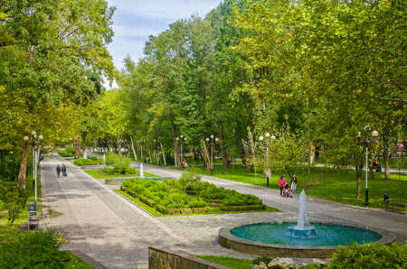 krasnodar: City Park. Krasnodar