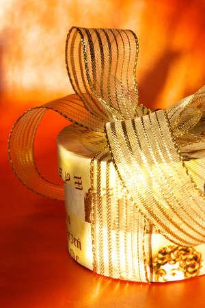 beautiful present box photo