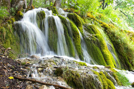 waterfalls cascade photo