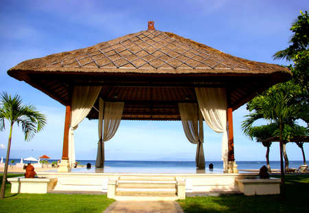 peaceful Balinese vacation