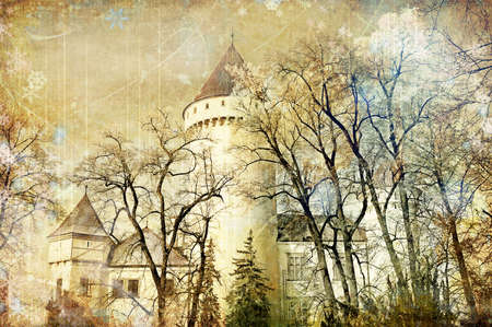 fairy castle photo