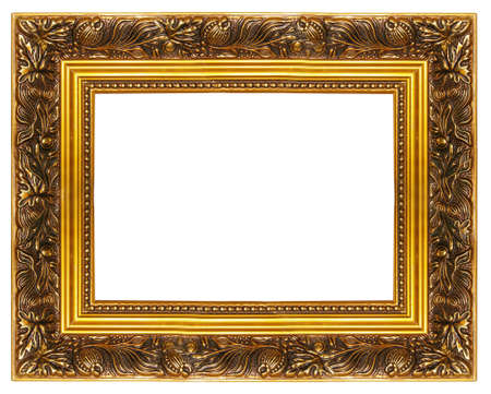 borderline: classic frame from my frame collection Stock Photo