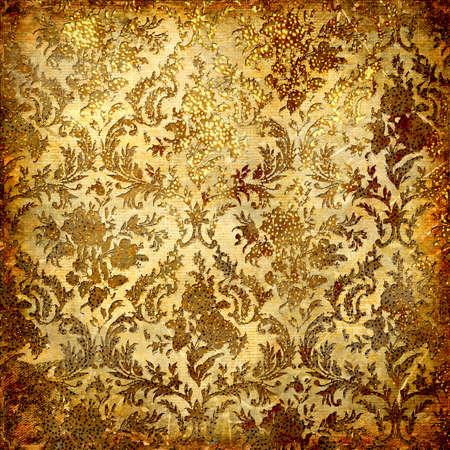 golden grunge Stock Photo - 2409970