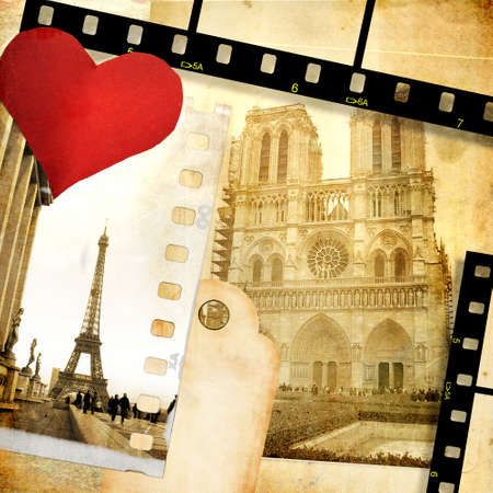 love Paris Stock Photo - 2670612
