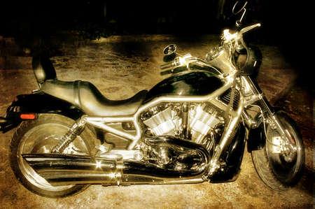 harley davidson motorcycle: king of roads
